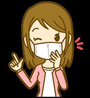 風邪の予防 マスク