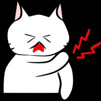 肩こり 猫